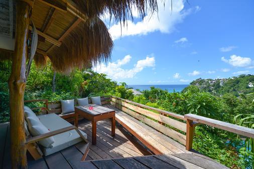 蒂尼風景別墅 - 長灘島 - Boracay - 陽台
