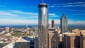The Westin Peachtree Plaza, Atlanta - Atlanta - Edificio