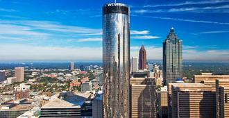 The Westin Peachtree Plaza, Atlanta - Atlanta - Edifício