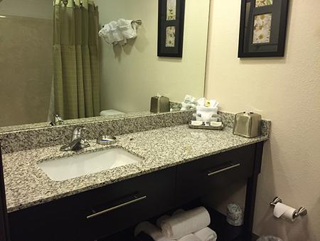 Brentwood Suites - Brentwood - Bathroom