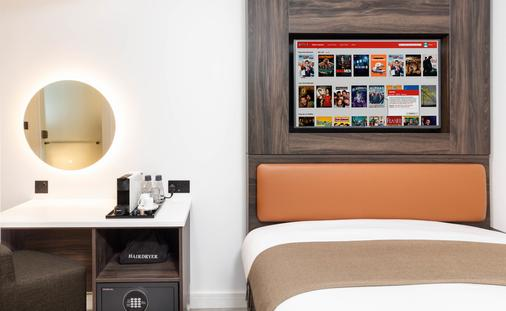 The East London Hotel - London - Bedroom