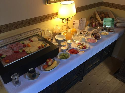 Boutique-Hotel Jungenwald - Traben-Trarbach - Buffet