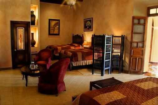 Hotel Aurora - Antigua - Κρεβατοκάμαρα