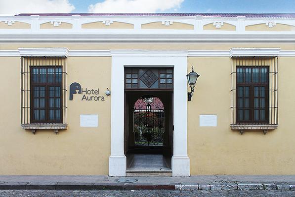 Hotel Aurora - Antigua - Building