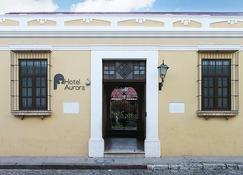 Hotel Aurora - Antigua - Gebouw