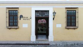 Hotel Aurora - Antigua Guatemala - Edificio