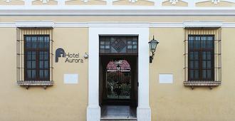 Hotel Aurora - Antigua Guatemala - Gebäude
