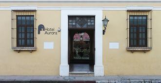 Hotel Aurora - Antigua Guatemala - Bâtiment