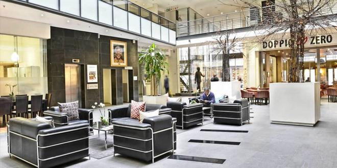 Mandela Rhodes Place Hotel - Cape Town - Lobby