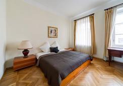 Зизу отель - Санкт-Петербург - Спальня
