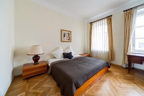 Zizu Hotel - Saint Petersburg - Bedroom