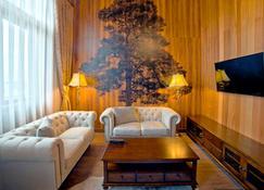 Kedr House Vladivostok - Artëm - Living room