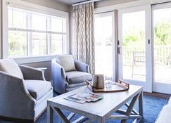 The Kelley House - ادغارتاون - غرفة معيشة