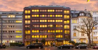 Novum Hotel Imperial Frankfurt Messe - פרנקפורט אם מיין - נוף חיצוני