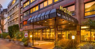 Novum Hotel Imperial Frankfurt Messe - Frankfurt - Hotelindgang