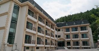 JM Resort - Sokcho - Gebäude