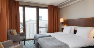 فندق أوبرا - غوتنبرغ (السويد) - غرفة نوم