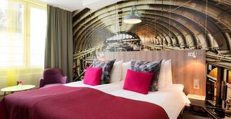 Central Hotel - Stockholm - Bedroom