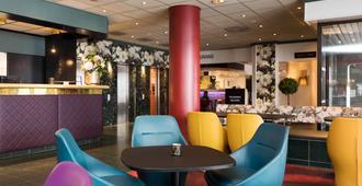 Hotel Garden - Malmo - Lobby