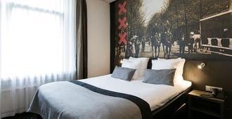 โรงแรมเดอะแลนแคสเตอร์ อัมสเตอร์ดัม - อัมสเตอร์ดัม - ห้องนอน