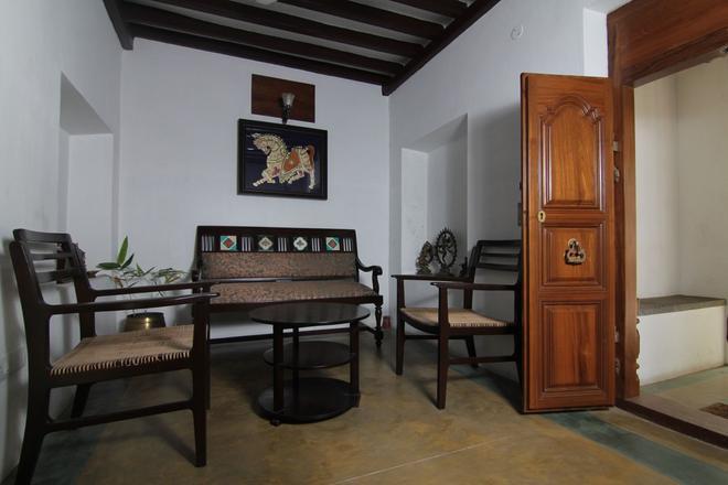 Esparan Heritage by Traditions Inn - Puducherry - Aula