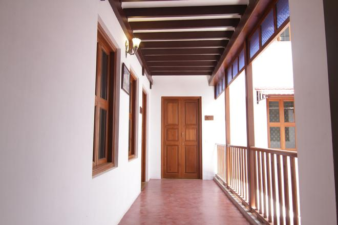 Esparan Heritage by Traditions Inn - Puducherry - Μπαλκόνι