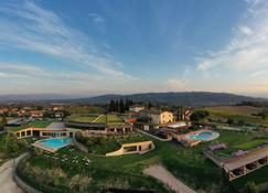 Borgobrufa Spa Resort Adults Only - Torgiano - Building