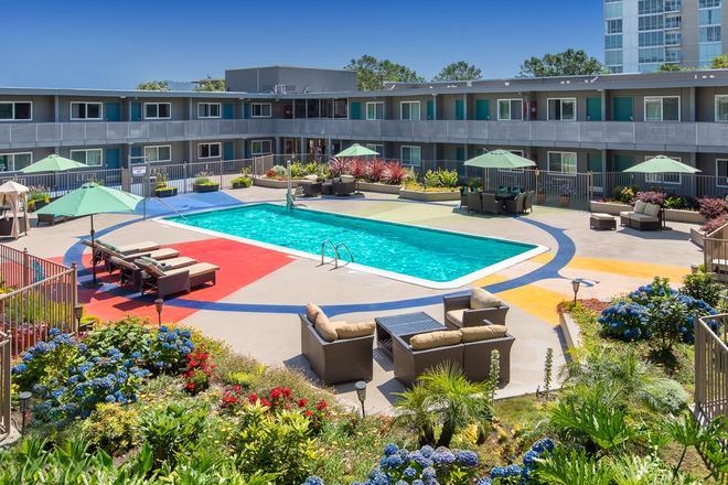 傑克倫敦廣場 Z 酒店 - 奥克蘭 - 奧克蘭(加州) - 游泳池