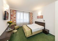Hotel Vitkov Prag - Praha (Prague) - Phòng ngủ
