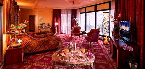 Riverside City Hotel - Berliini - Olohuone