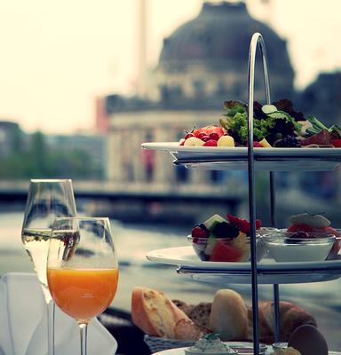河濱城市酒店 - 柏林 - 柏林 - 飲食