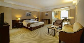 太平洋麗晶套房酒店 - 吉隆坡 - 臥室