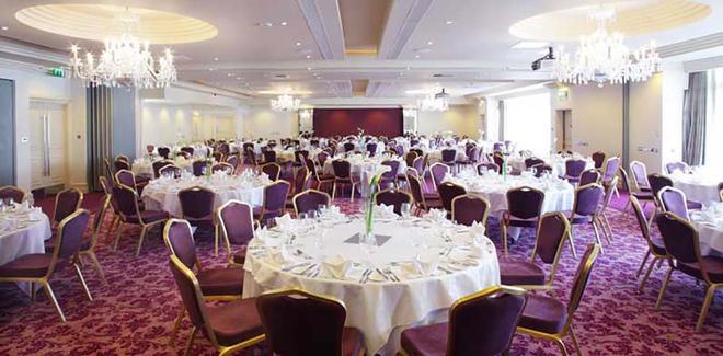 布里斯托飯店 - 布里斯托爾 - 宴會廳