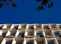 The Bristol Hotel - Brístol - Edificio