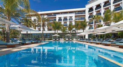 Aguas de Ibiza Lifestyle & Spa - Thị trấn Santa Eularia des Riu - Toà nhà