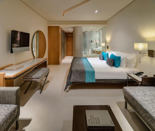 Aguas de Ibiza Lifestyle & Spa - Santa Eulària des Riu - Bedroom
