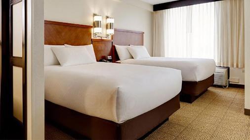 Hyatt Place Houston-North - Houston - Schlafzimmer