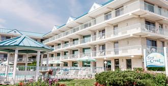 Sea Crest Inn - Cape May - Gebäude