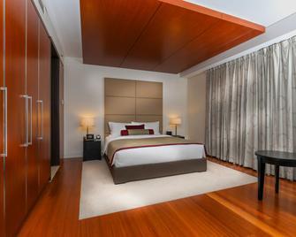 Oryx Airport Hotel - Dauhá - Bedroom