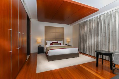 Oryx Airport Hotel - Doha - Phòng ngủ