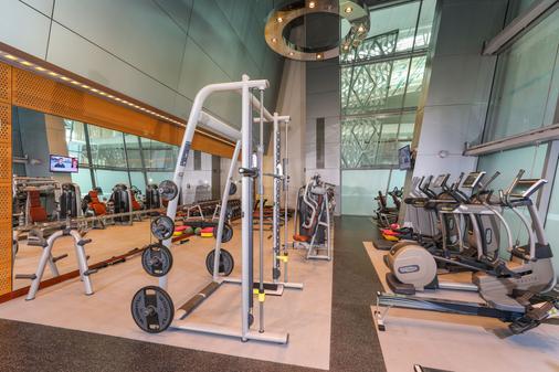 Oryx Airport Hotel - Doha - Gym