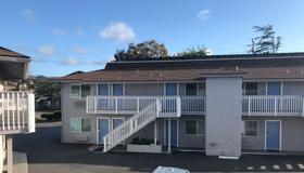 蒙特利太平洋酒店 - 蒙特里杰克 - 建築