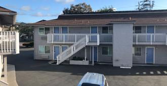 Pacific Inn Monterey - Monterey - Toà nhà