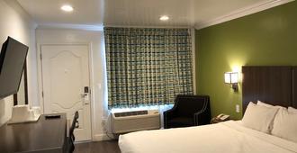 Gilroy Inn - Gilroy - Bedroom