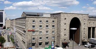 Intercityhotel Stuttgart - Στουτγκάρδη - Κτίριο