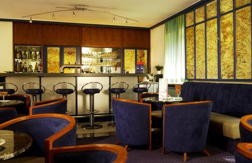 斯圖加特城際酒店 - 斯圖加特 - 司徒加特 - 酒吧