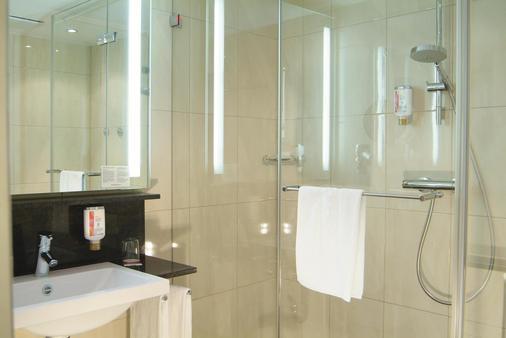 斯圖加特城際酒店 - 斯圖加特 - 司徒加特 - 浴室