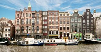Eden Hotel Amsterdam - Ámsterdam - Edificio