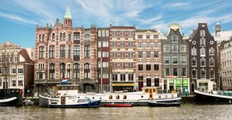 阿姆斯特丹伊恩罕布什爾酒店 - 阿姆斯特丹 - 阿姆斯特丹 - 建築