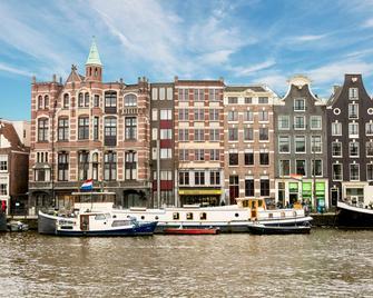 โรงแรมแฮมป์เชียร์ - เอเดน อัมสเตอร์ดัม - อัมสเตอร์ดัม - อาคาร